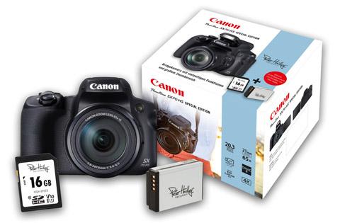 Special Edition - Exklusives Angebot der CanonPowerShot SX70HS