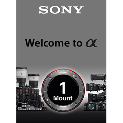 Sony Welcome to Alpha Aktion