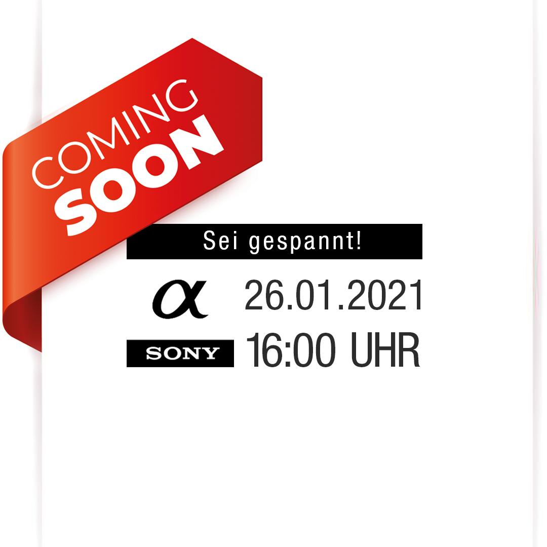 Sony Neuheit