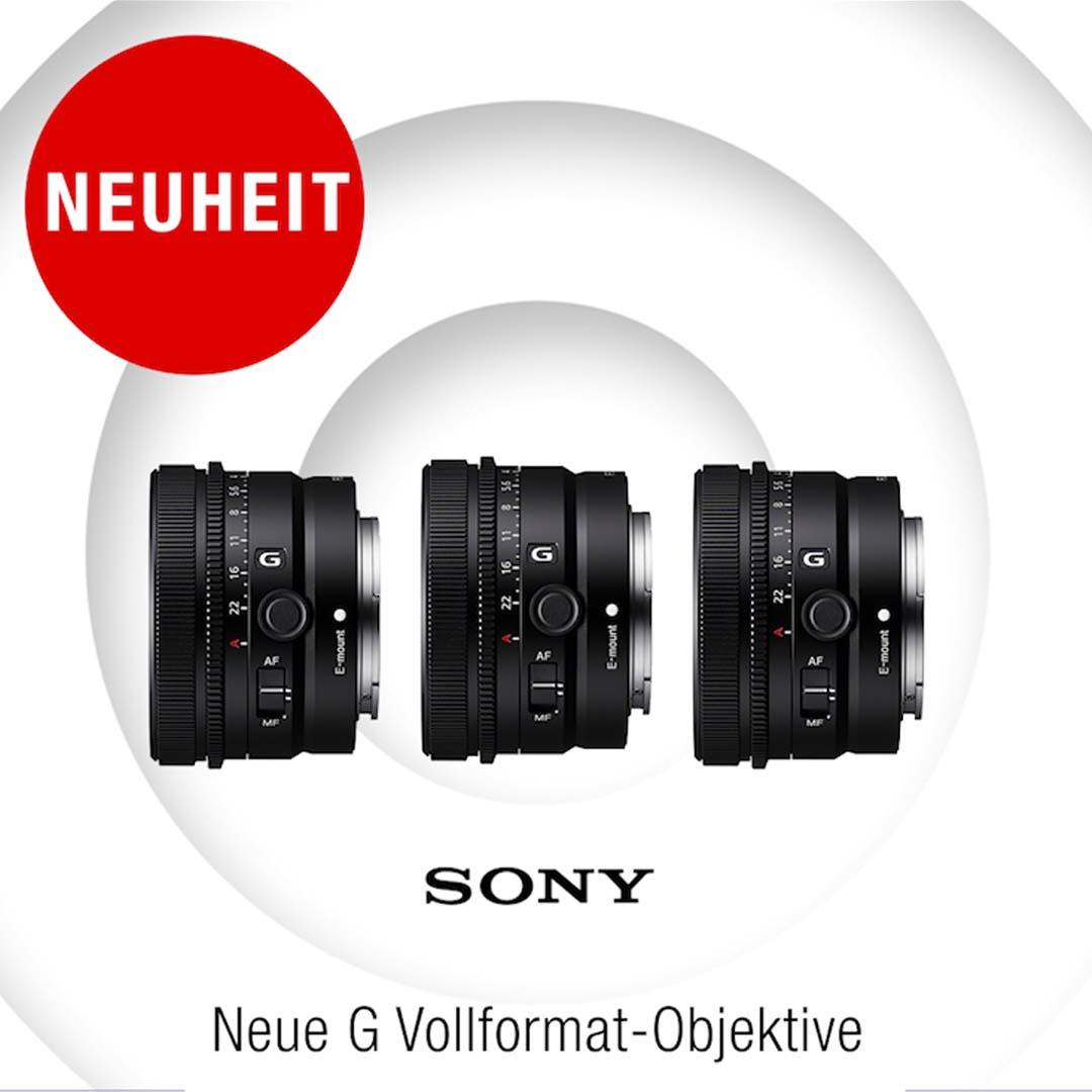 Sony Neuheiten