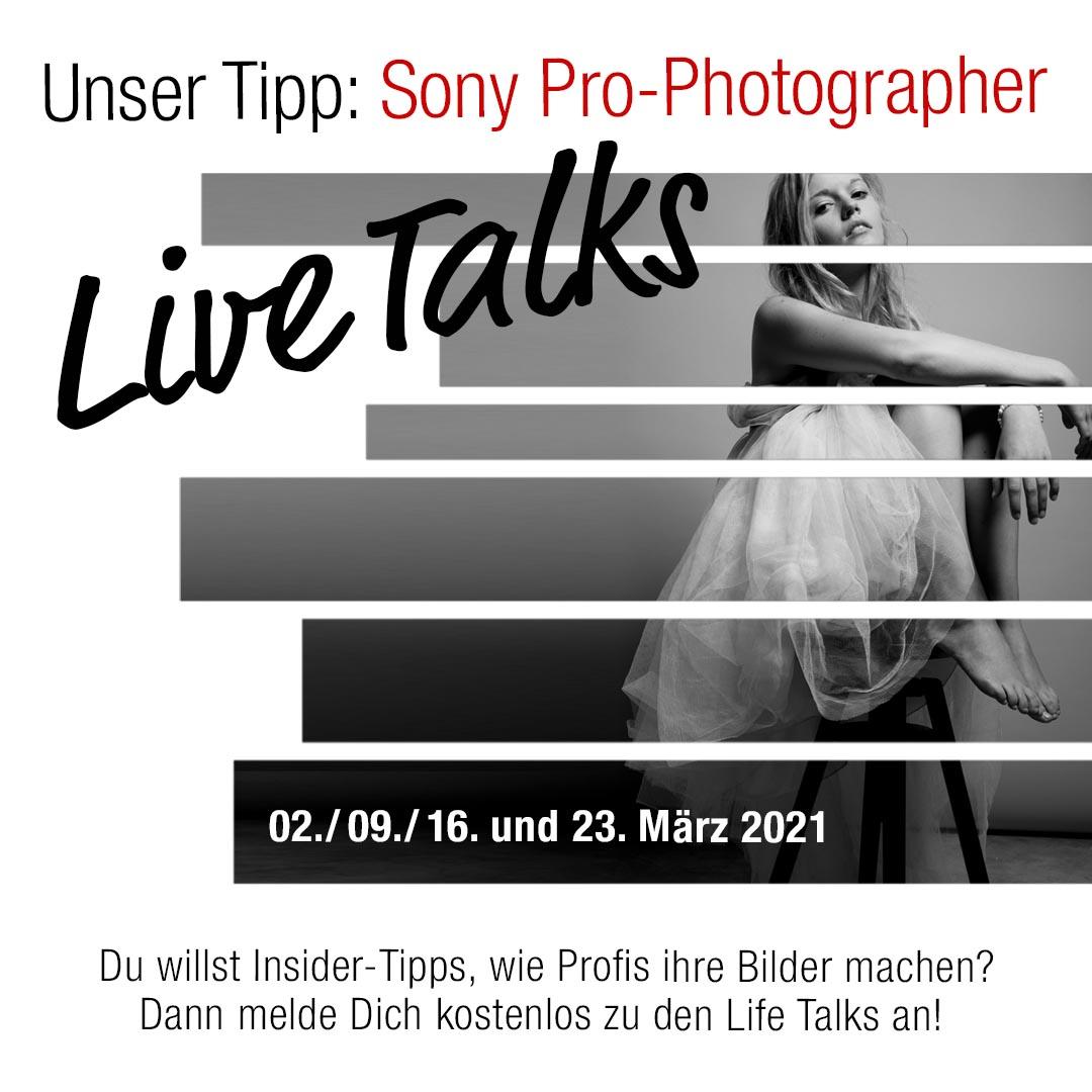 Sony Live Talks