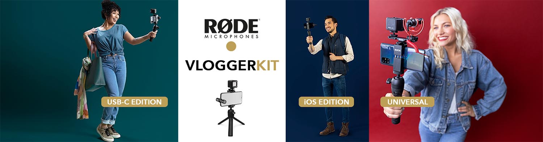 Rode Vlogger Kits