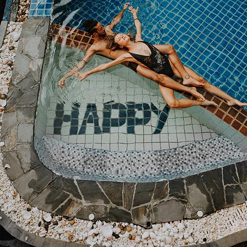 Poolbild Bali