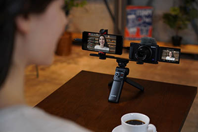 Kamera an Smartphone