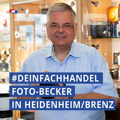 Händlervorstellung Foto-Becker