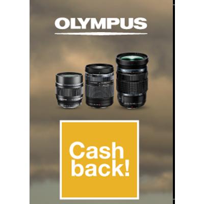 Olympus Cashback