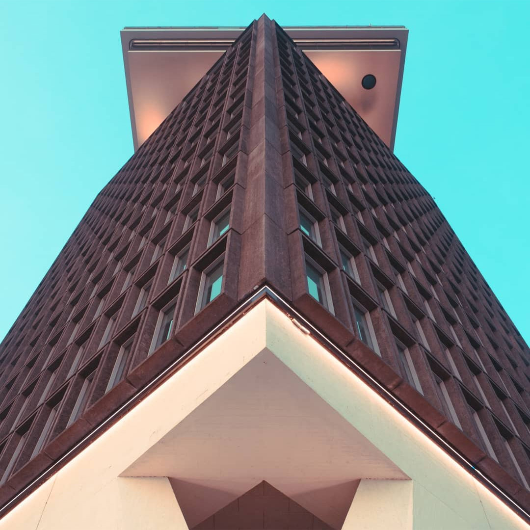 Amsterdams moderne Architektur