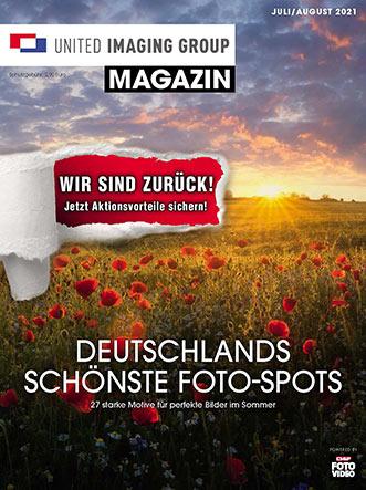 Titel Magazin 07/08 2021